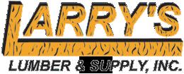 larry's lumber logo