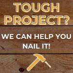 Tough Project? 🚧