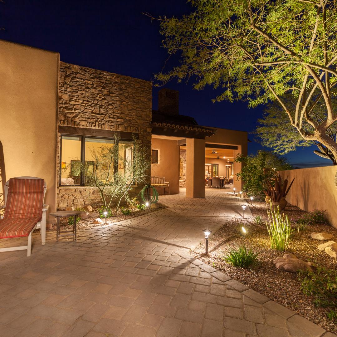the importance of landscape lighting